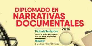 Diplomado en Narrativas Documentales
